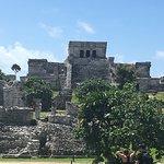Фотография Руины майянского города Тулума