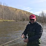 Fishing the Margaree River