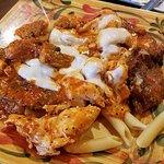 Chicken Sorrento, Sweet Basilico