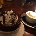 Delicious Chocolate Soufflé