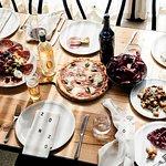 A wonderful lunch spread