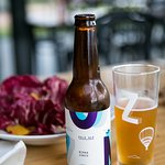Our refreshing Birra Zonzo Pale Ale accompanies any meal