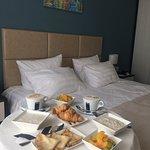 Великолепный отель, прекрасные завтраки