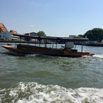 Chao Phraya Cruise.. view from the cruise boat