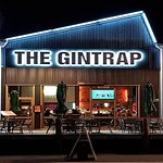 The Gintrap at night