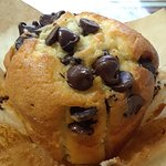 Chocolate Chip muffin is delish!