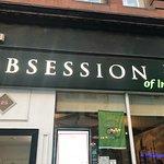 Obsession Of India (Glasgow) resmi