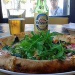 Fiorentine Pizza