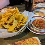 Chips and salsa!
