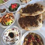 Lebanese Meze - 1st Course