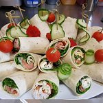 We do catering!