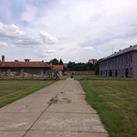 Photo of Red Cross Nazi Concentration Camp
