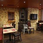 The Italian restaurant Il Siciliano
