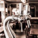 flou pompe a bière