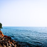 Magnificent view of sea