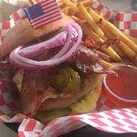 Bild från Edelweiss Burger