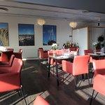 Bilde fra Panoramarestaurant