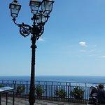 Piazza IX Aprile - beautiful view over the sea