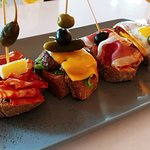 Photo of Palette Art of Tapas Food & Drink Bar