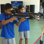 Crossbowshooting for Students