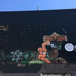 Love the murals and artwork