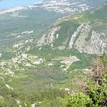 Photo of Viewing Point at the Road Kotor-Lovcen