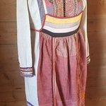 Одеяние марийцев