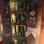 Algumas peças sacras do museu