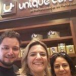 """Essa """"viagem"""" sobre café especial e um caminho sem volta... obrigada Unique Cafés ... Equipe tot"""