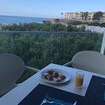 colazione fronte mare