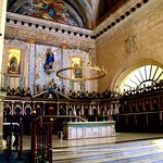 Choeur de la cathédrale