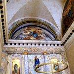 Décors au dessus du Choeur de la cathédrale