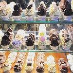 Love Peace and Cupcake Foto