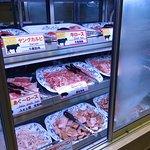 Meat cupboard