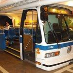 Bus display