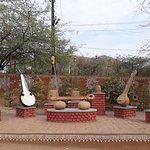 At Shilpgram Udaipur, Rajasthan (India)