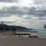 Znjan beach