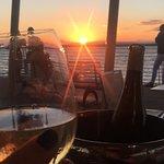 Foto de Il Pontile Sul Mare Wine Bar