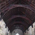 Interesting roof trusses