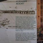 A seaside resort