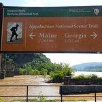 1/2 way on the Appalachian Trail