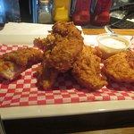 Old Fashioned Chicken Strips