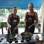 Bild från Siam Rice Thai Cookery School
