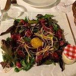 Tartar salad