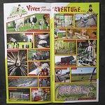 DIVERTI'PARC Parc de loisirs nature, hebergements insolites