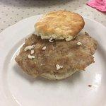 The best steak biscuit - ever
