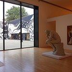 Modern art museum