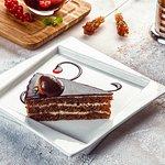 Торт Морковно-шоколадный
