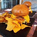 Pablo Escobar burger