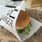 Photo de Cube burger